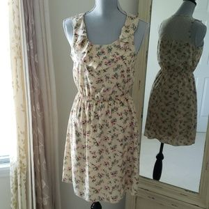 Maurices Floral dress / Tea party photoshoot dress